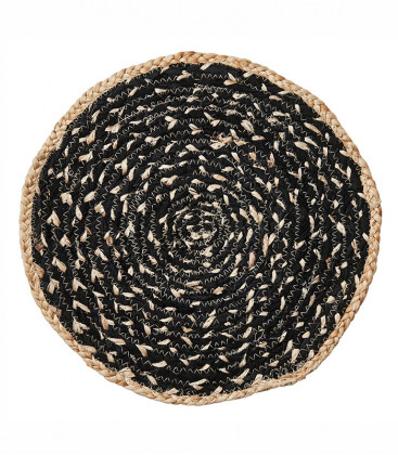 Set de Table Rond en Jute - Affari