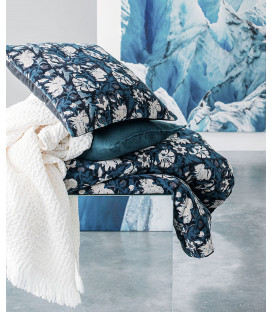 Housse de Coussin Velours NATHAN - HARMONY