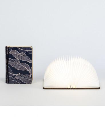 Lampe livre Mini Foliage Dark - Oobook
