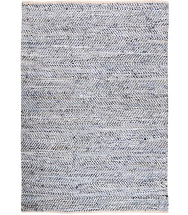 Tapis Atlas Blanc/bleu