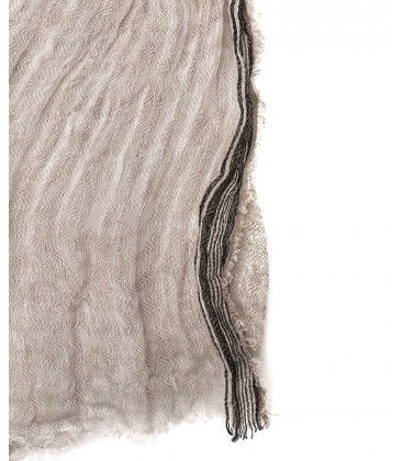 ARTHUR Echarpe en Lin - 50 x 200 - Harmony