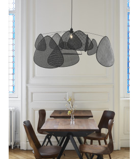 Suspension SCREEN Noir - Market-Set