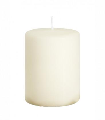 Bougies naturelles en cire coloris coquille d'oeuf - 3 tailles - Affari