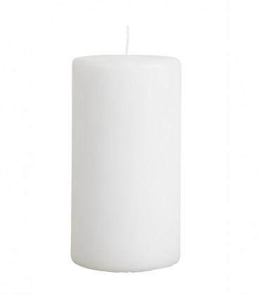 Bougies naturelles SKYLINE XL coloris Blanc - 3 tailles - Affari