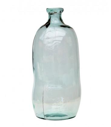 Verrerie MURANO transparente en verre recyclé - 72X27 - Red Cartel