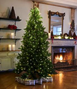 Sapin de Noël Lumineux Vert ALFI H180 cm - SIRIUS