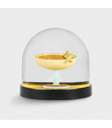 Boule à Neige Coupe de Champagne - Klevering