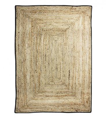 Tapis Jute 120x170 FUNNY - Impression Lin