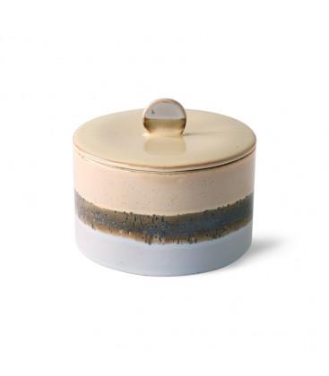 Pot à biscuits ceramics 70's - HK Living