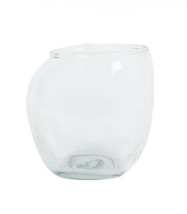 Timbale en verre recyclé