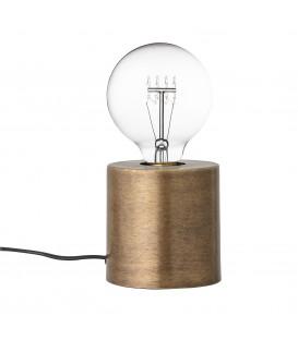 Ely Ely Table lamp, Brass, Metal - Bloomingville