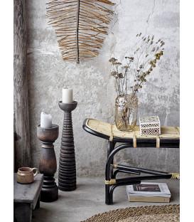 Theron Theron Pedestal, Brown, Mango - Bloomingville