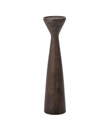 Thio Thio Pedestal, Brown, Mango - Bloomingville