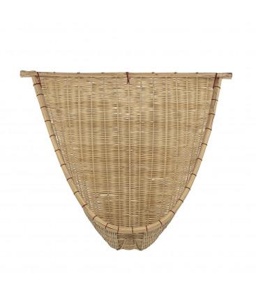 Ri Ri Wall Decor, Nature, Bamboo - Bloomingville