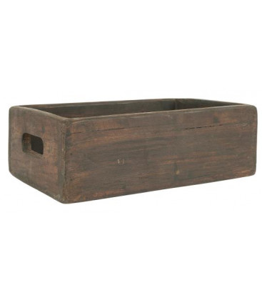 BOX W/ graspat the ends UNIQUE