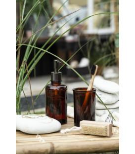 Distributeur de savon en verre fumé - Ib Laursen