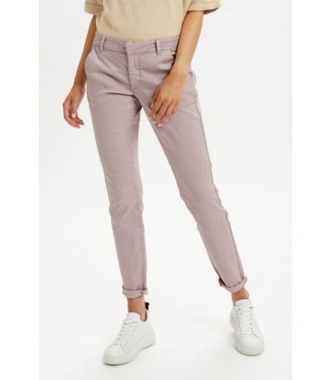CRCindy Chino Pant - Burnished Lilac