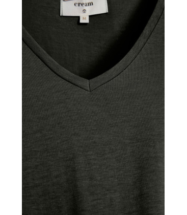 Naia T-shirt - Pitch Black