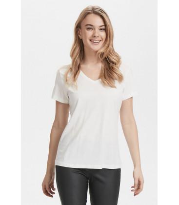 Naia T-shirt - Chalk