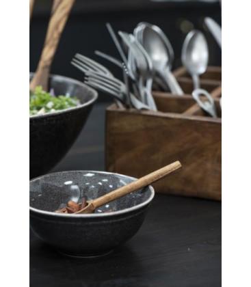 Musli bowl Antique black dune - IB LAURSEN