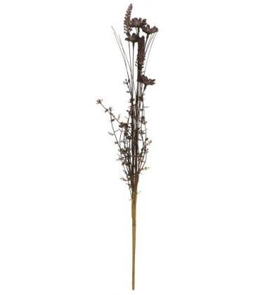Fleurs tons marrons - IB LAURSEN