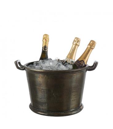 CARTER Seau à champagne S Marron foncé - AFFARI