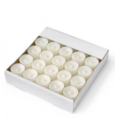 Pack de 50 bougies chauffe plat 38mm 6h - AFFARI