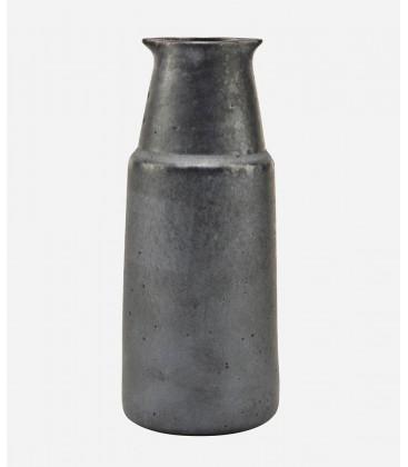 Bouteille PION NOIRE/MARRON - H. 18 cm - HOUSE DOCTOR