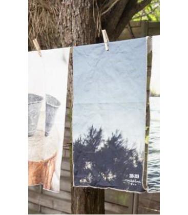 CHEF Torchon Printe coton 40X65 Arbres - BED AND PHILOSOPHY