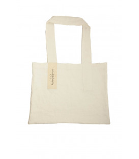 TRAVEL Bag 58X45 Blanc - BED AND PHILOSOPHY