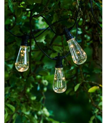 Guirlande led LASSE 10 ampoules led -SIRIUS
