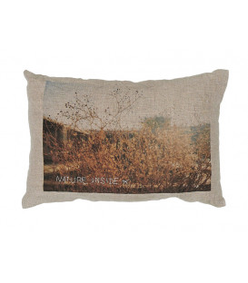 NATURE INSIDE Coussin en lin Nature Inside DUNE - BED AND PHILOSOPHY