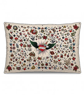 COUSSIN RECT. POLYSTRETCH OUTDOOR CE 40x60 - TATOO COMPRIS - PODEVACHE