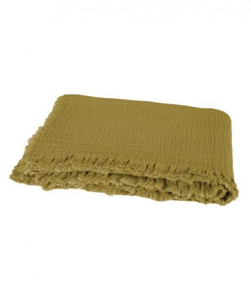 Plaid VANLY 100% coton - HARMONY