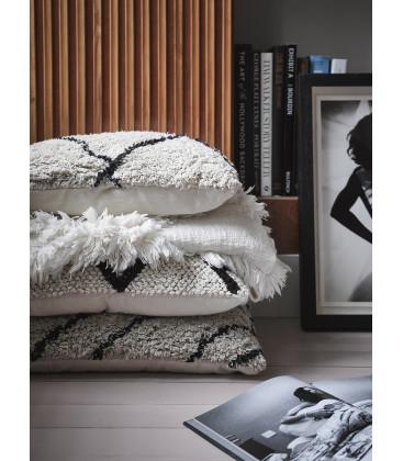 Coussin complet style berbère en coton ZIGZAG - HK Living